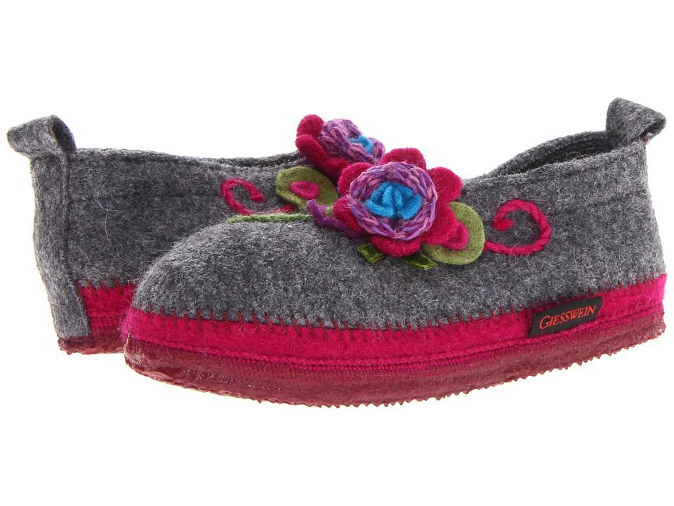 Giesswein Lunz Schiefer Womens Slippers