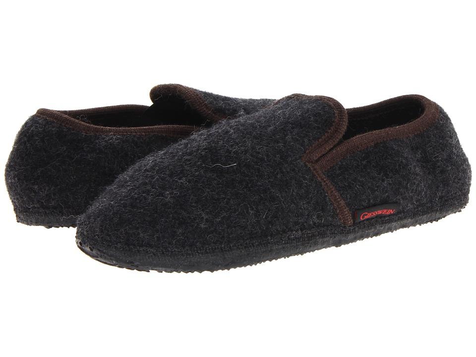 Giesswein Andau Charcoal Slippers