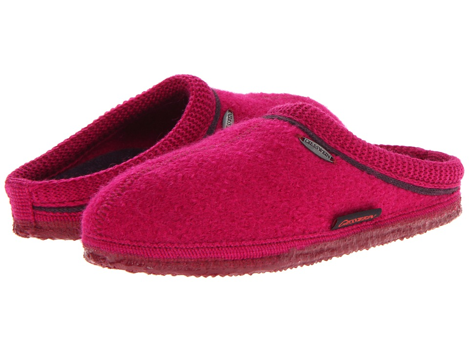Giesswein Ammern Classic Beere Slippers