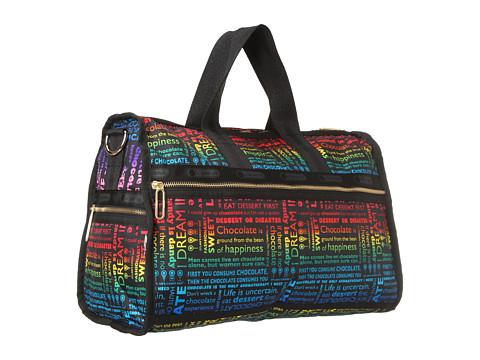 Спортивные сумки LeSportsac DCB Med Weekender - Вид 1.