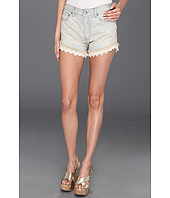 Free People - Railroad Lacey Cutofff Short