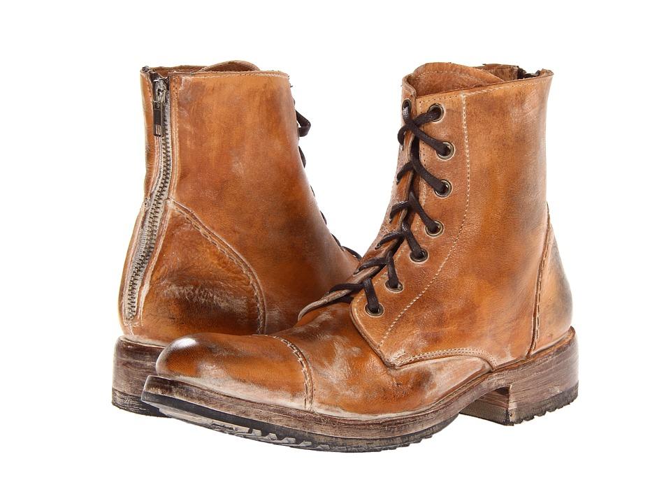 Bed Stu Protege Tan Rustic Mens Boots