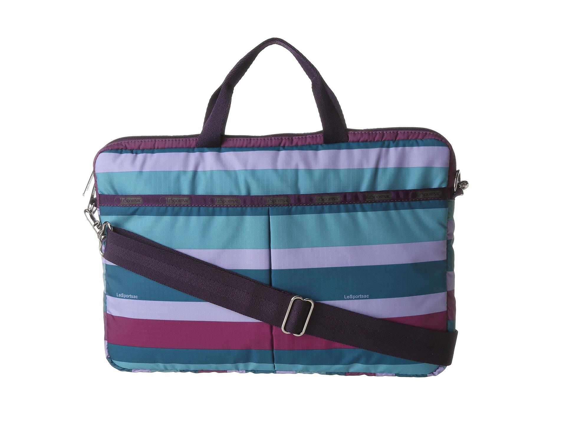 lesportsac 15 quot laptop bag zappos free shipping both ways