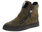 Giuseppe Zanotti - RDW344 (Piumato Olive) - Footwear