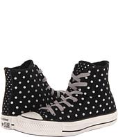 Converse - Chuck Taylor® All Star® Foil Polka Dots Hi