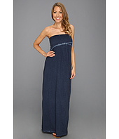 DKNY Jeans - Strapless Maxi Dress
