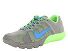Nike - Zoom Wildhorse (Mine Grey/Flash Lime/Distance Blue)