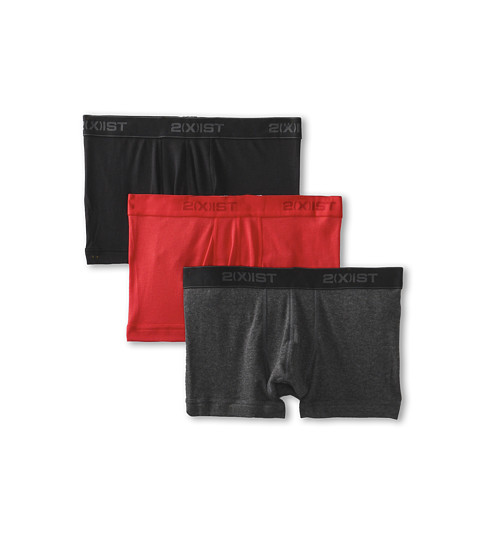 2(X)IST 3-Pack ESSENTIAL No-Show Trunk