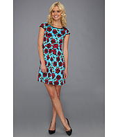Kensie - Rose Print Dress