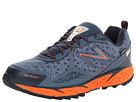 New Balance MT910 GTX Navy, Orange Shoes