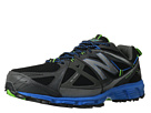 New Balance MT610v3 Black, Blue, Lime Shoes
