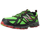 New Balance MT610v3 Lime, Dark Grey, Really Red Shoes