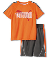 Puma Kids - Pieced Short Set (Little Kids)