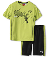 Puma Kids - Swift Cat Short Set (Little Kids)