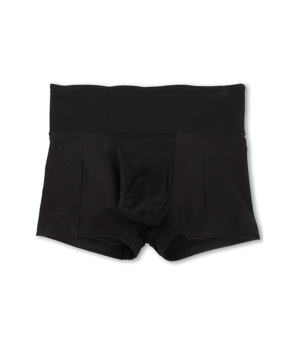 Spanx for Men - Slim-Waist Trunk (Black) Men's Underwear