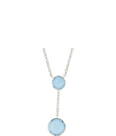 DeLatori - Blue Agate Necklace - 80-02-P522-27