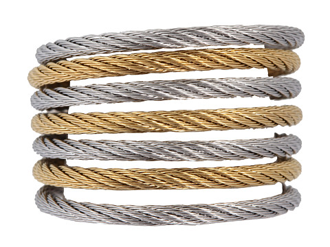 ALOR Ring - Modern Cable Mix 02-34-S760-00