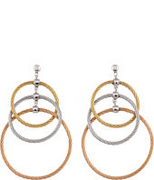 Charriol - Earring - Modern Cable Mix 03-36-S392-10