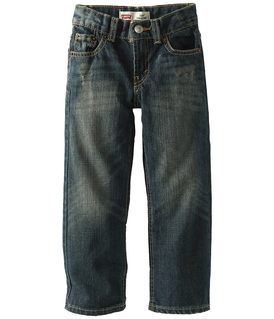 Levis(r) Kids - 514tm Straight Jean (Little Kids) (Atlas) Boys Jeans