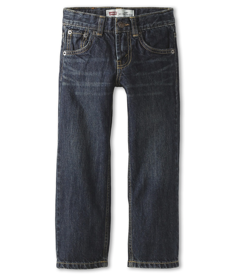 Levis(r) Kids - 549tm Relaxed Straight Jean (Little Kids) (Midnight) Boys Jeans