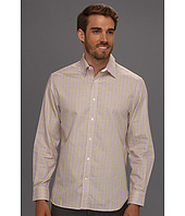 Perry Ellis - Regular Fit Checker Plaid L/S Shirt