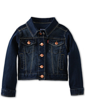Levi's® Kids - Girls' Trucker Jacket (Toddler)