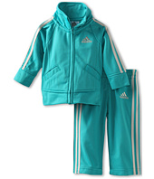 adidas Kids - Iconic Tricot Set (Infant/Toddler)