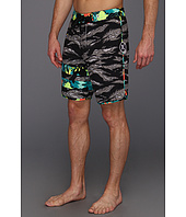 Hurley - Block Party Flammo Phantom Boardshort