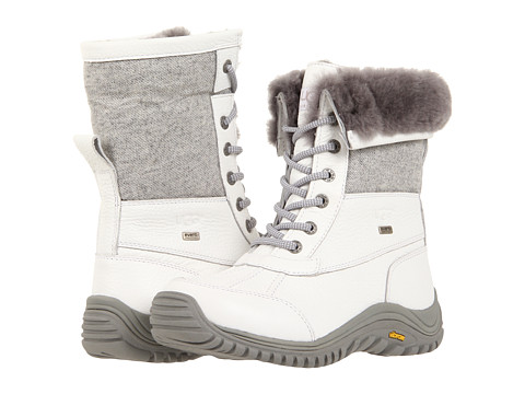 Click to Zoom. ugg adirondack boot white