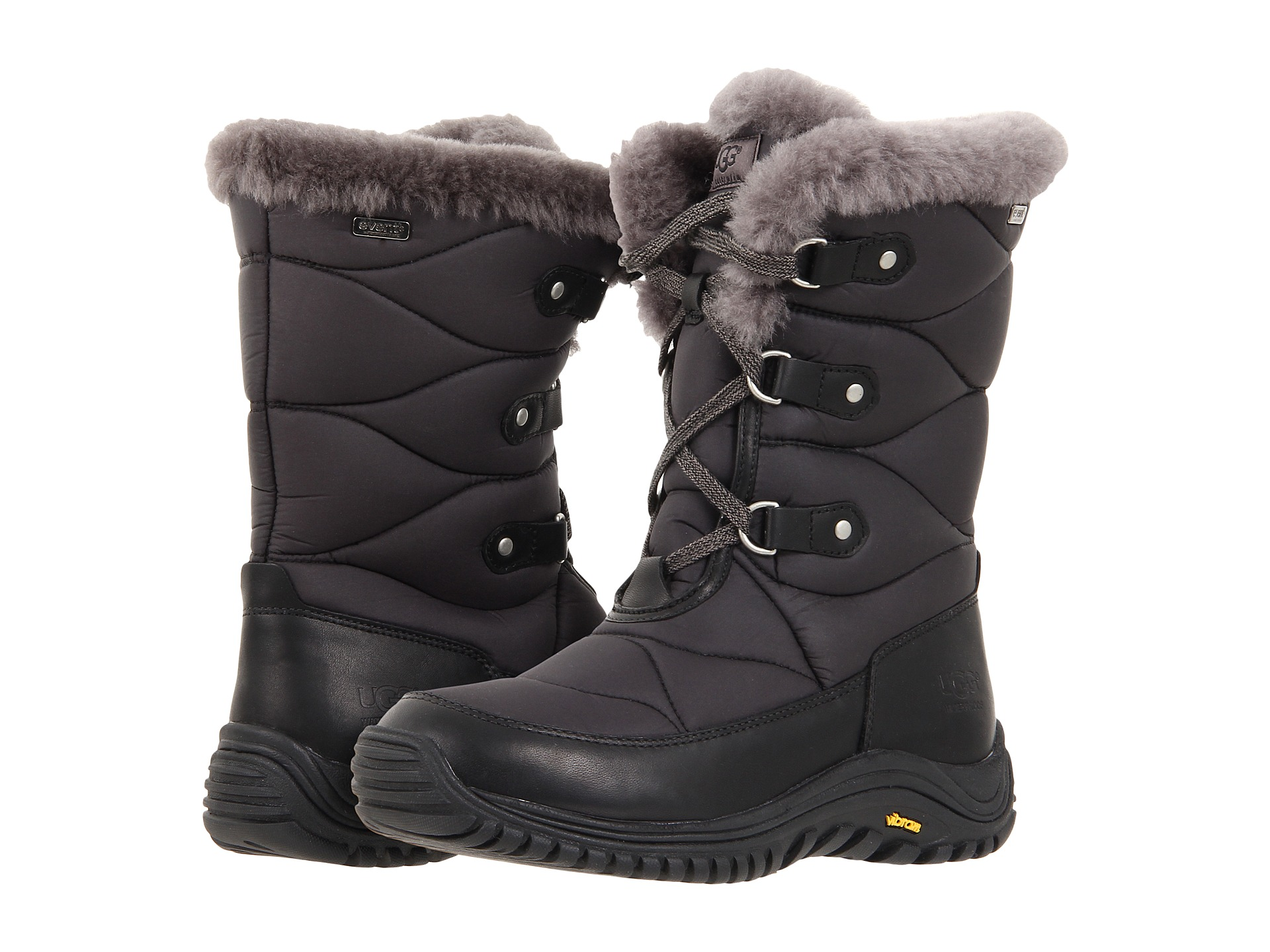 ugg womens lorien snow boots. Black Bedroom Furniture Sets. Home Design Ideas