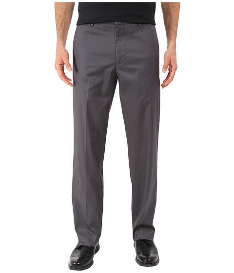 Dockers Men's New Iron Free Khaki D2 Straight Fit Flat Front
