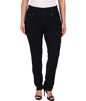 Jag Jeans Plus Size - Plus Size Malia Pull-On Slim Leg in After Midnight