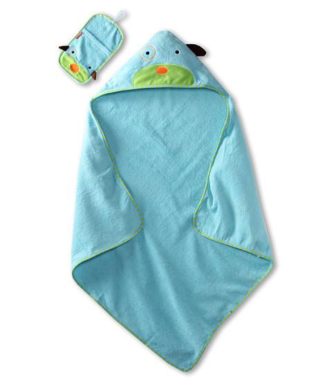Skip Hop Zoo Towel & Mitt Set