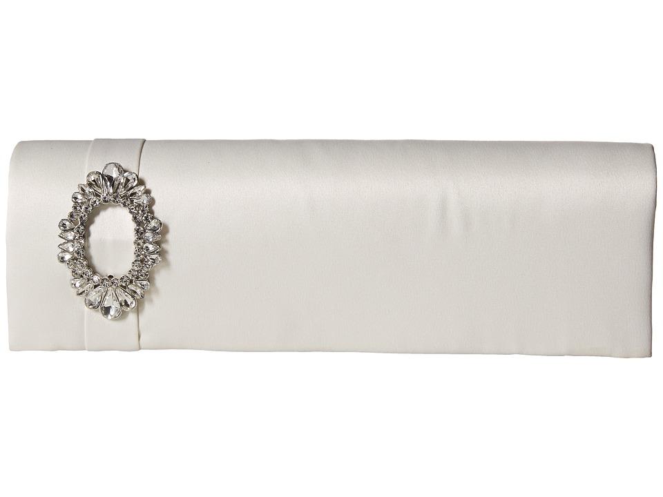Nina - Ladiza (Ivory) Clutch Handbags