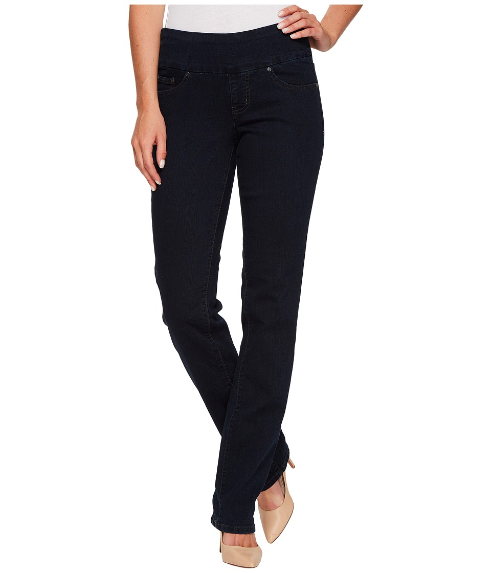 Jag Jeans - Peri Pull-On Straight in After Midnight (After Midnight) Womens Jeans