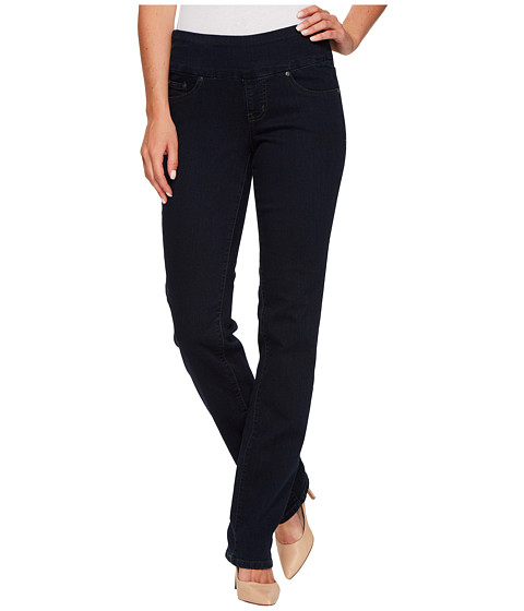 Jag Jeans Peri Pull-On Straight in After Midnight - After Midnight