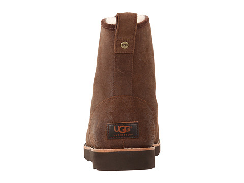 ugg hannen grizzly suede