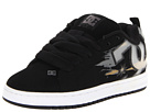 DC - Court Graffik SE (Black/Gold) - Footwear