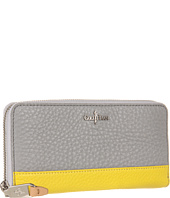 Cole Haan - Crosby Colorblock Travel Zip Wallet