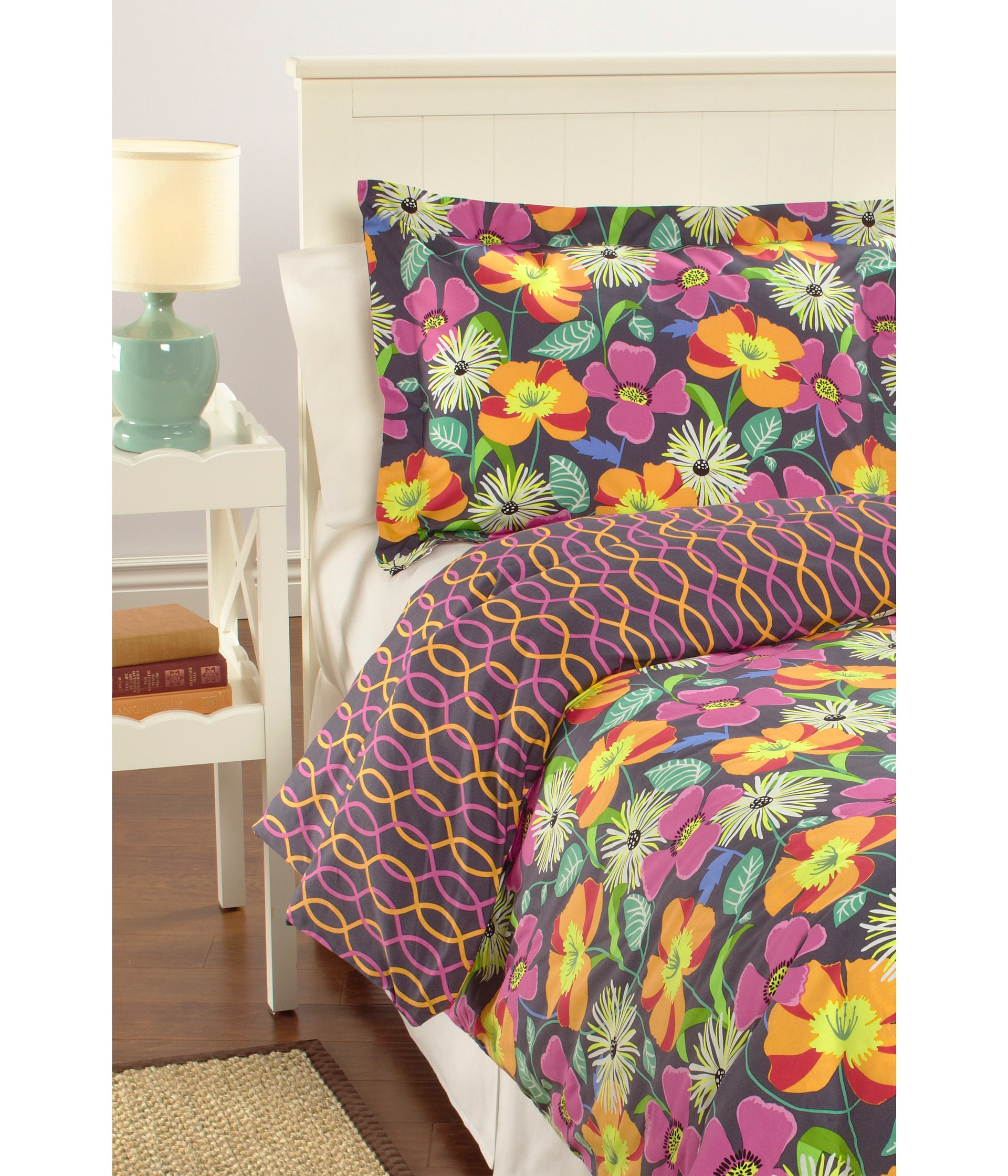 Vera Bradley Reversible Comforter Set Full Queen Shipped
