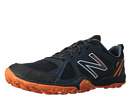 New Balance MO80 Navy, Orange Shoes