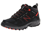 New Balance MO790 Black, Red Shoes