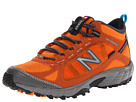 New Balance MO790 Orange, Black Shoes