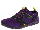 New Balance WO10 Purple, Green Shoes