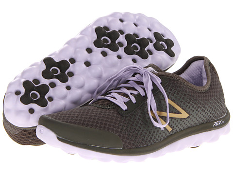 New Balance - WW895v2 (Army Green/Purple) - Footwear