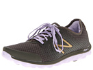 New Balance WW895v2 Army Green, Purple Shoes