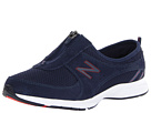 New Balance WW565 Navy, Red Shoes