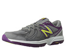 New Balance WX813v2 Silver, Purple Cactus Flower, Neon Yellow Shoes
