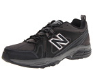 New Balance MX608v3 Black 2 Shoes