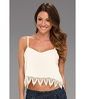 BCBGeneration - Crochet Hem Crop Top QRA1P200